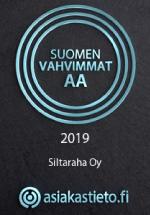 Siltaraha on Suomen vahvimmat AA